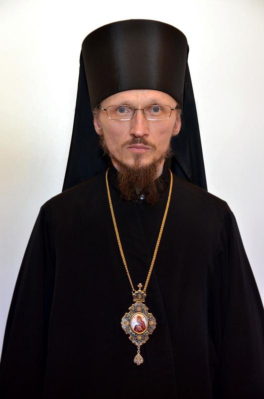 Епископ Борисовский и Марьиногорский Вениамин (1)