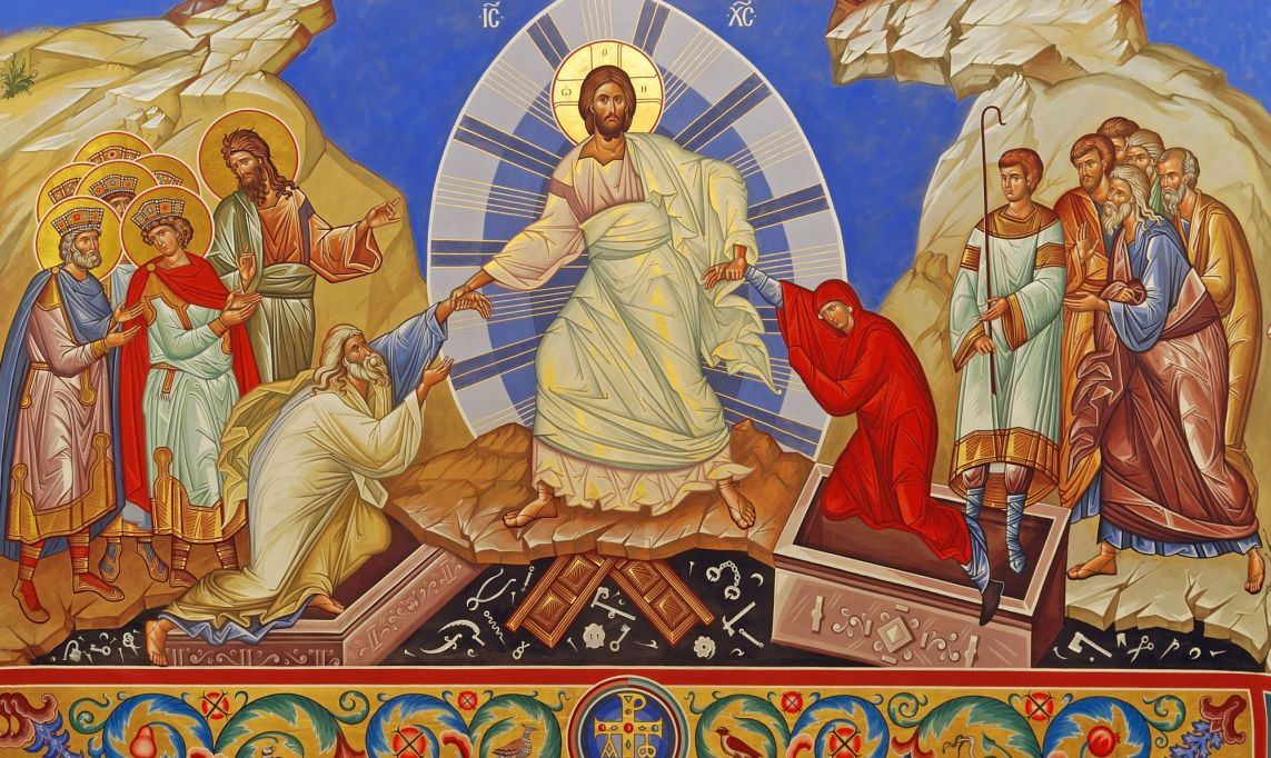 Пасха. Светлое Христово Воскресение