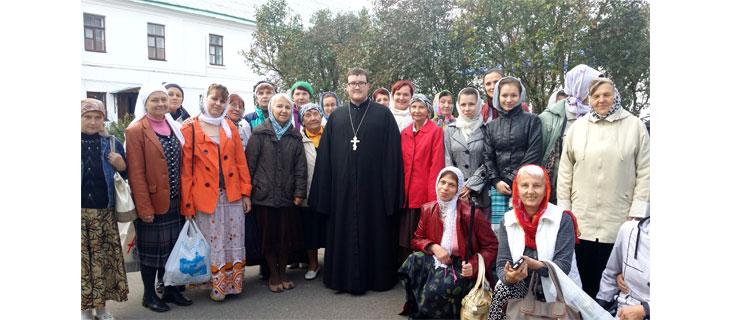 Паломничество в Успенский Жировичский монастырь