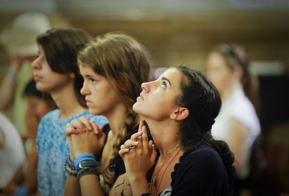 Почему молодёжь не идёт в Церковь?