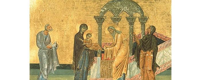 Сретение Господне – встречая Господа