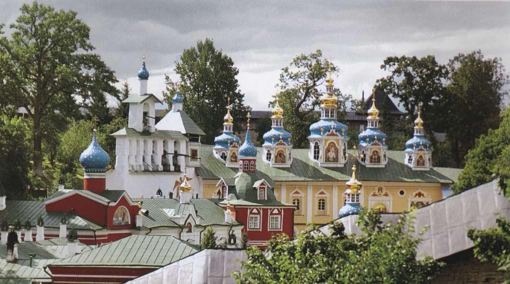 В Успенский Псково-Печерский монастырь организуется паломническая поездка