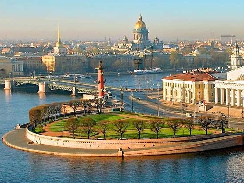 По святым местам Санкт -Петербурга