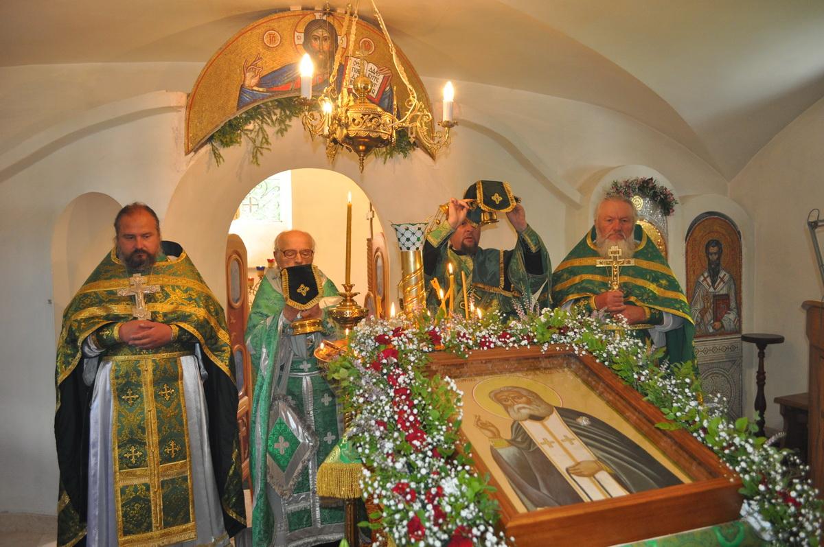 Борисовский пастырь отец Иоанн