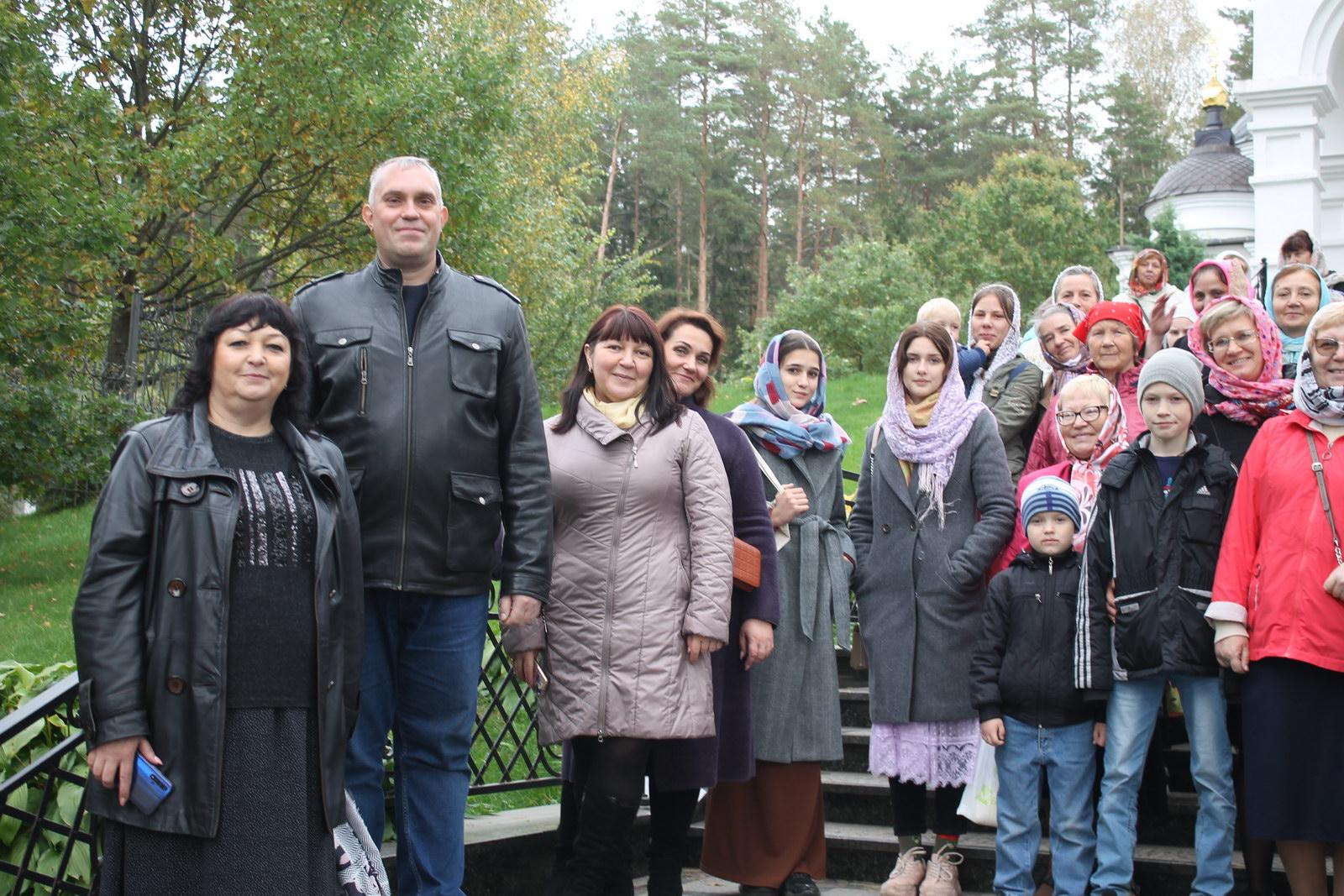 Паломническая поездка в Свято-Ксениевский женский монастырь